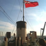 THE MASTER'S TALE dedication – to SS Shieldhall