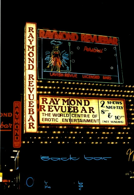 The Raymond Revue Bar