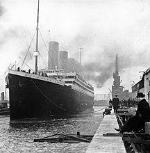 216px-Titanic So'ton