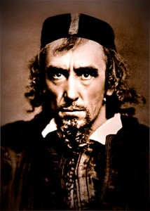 Sir Henry Irving as Shylock