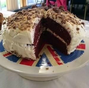 Cake - Sally Schofield