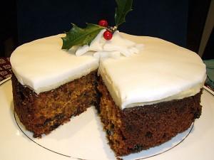Cake Xmas google