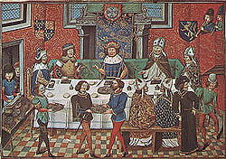 1 John of Gaunt & King John of Portugal 1385