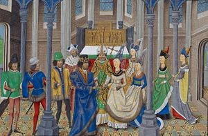 3 Marriage of Philippa & King John of Portugal 1387