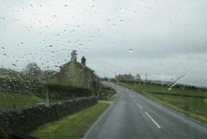 Bleak Yorkshire Moors