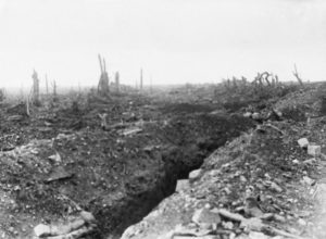 6 Aus trench at Poz