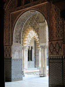 7 Alcazar Palace Seville