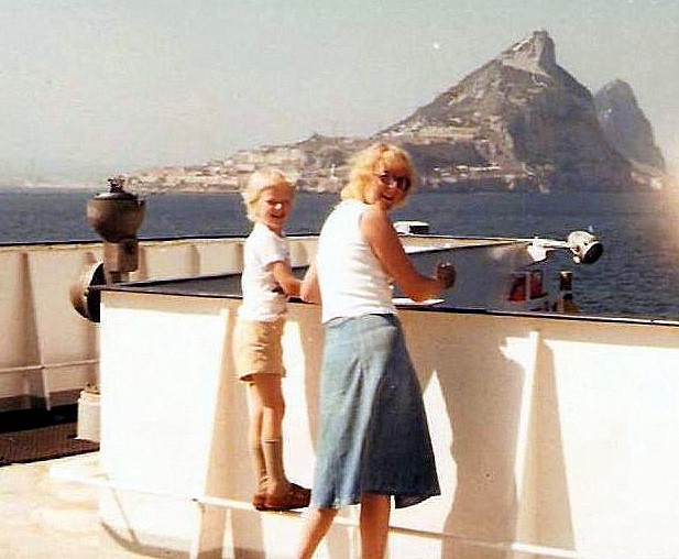 Updating the past: Gibraltar, Nordic Star